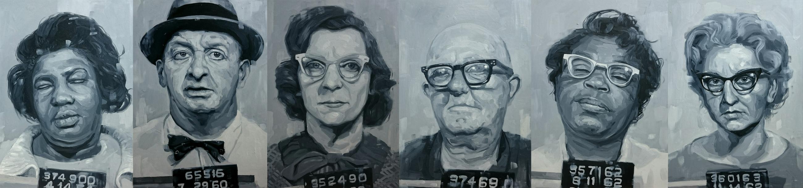 Oliver Winconek portrait artist